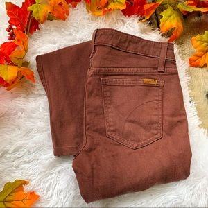 Joe's Jeans 'The Skinny' Dusty Rose Jeans Size 26
